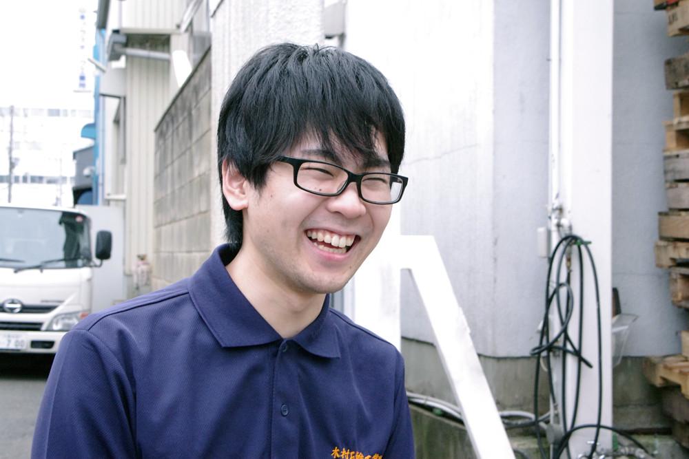 最年少の尾崎さん