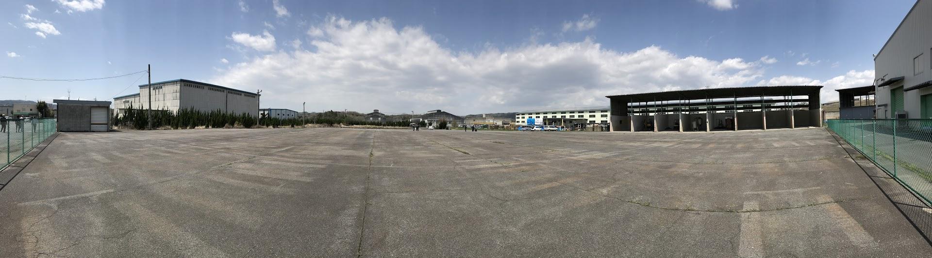 三重の新工場