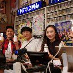 『span!水本の凱旋ラジオ!feat.マコト』のラジオ番組に出演しました