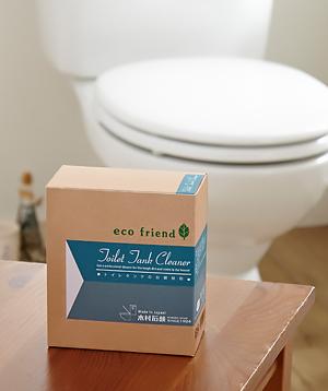 トイレタンクのお掃除粉